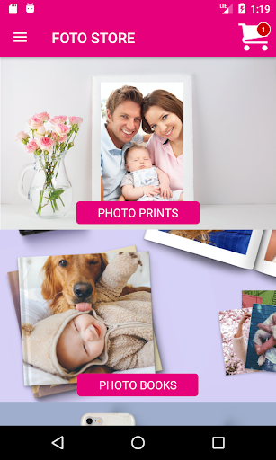 Foto Store - Photo Printing & Thank You Cards  screenshots 1