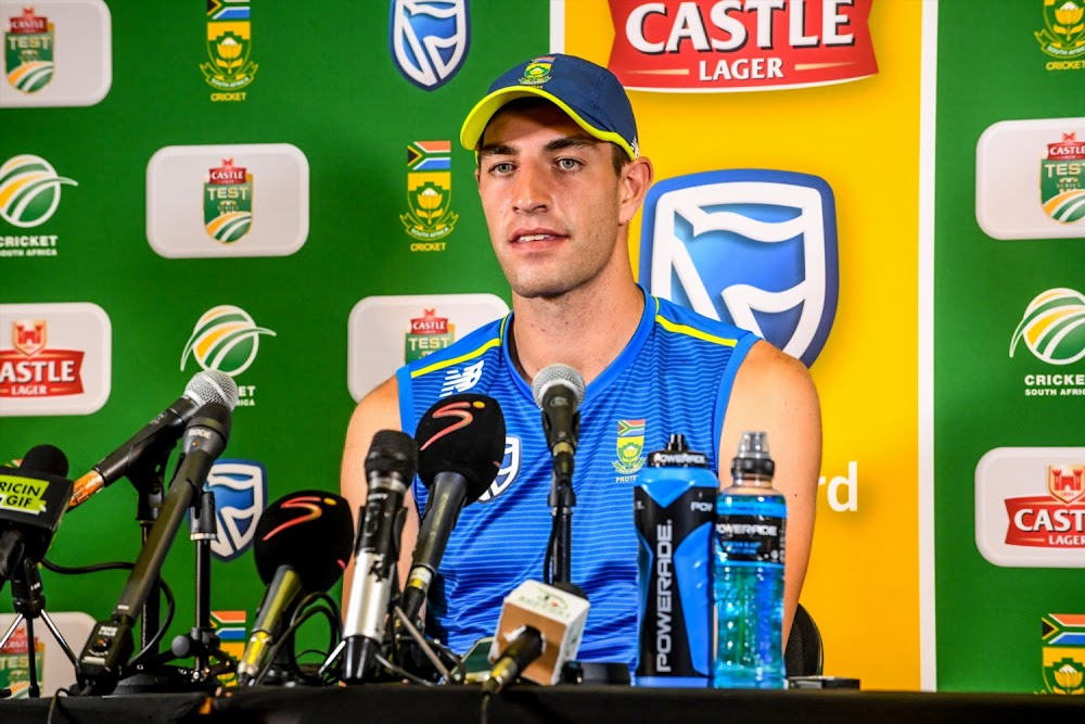 'We'll need patience to beat Sri Lanka', says Duanne Olivier