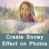 Snow Photo Frames To Create Winter Feel on Photos APK