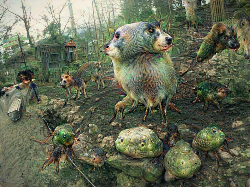 Deep Dream Photo Filter Free Android Apps On Google Play
