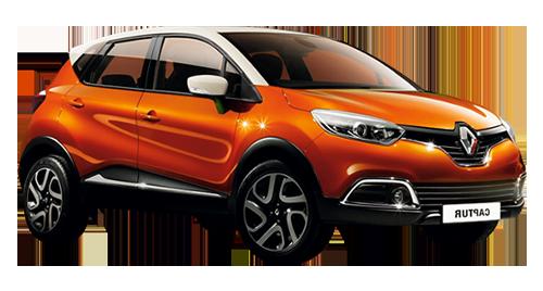 Clé Renault Captur