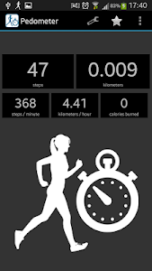 Pedometer - Personal Trainer screenshot 0