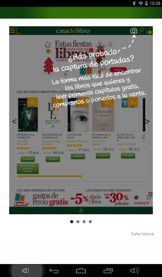 Casa del Libro - Libros ebooks- screenshot