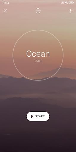 Tide - Sleep Sounds, Focus Timer, Relax Meditate 2.8.3 screenshots 1