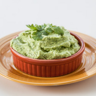 Avocado and Greek Yogurt Dip Recipe