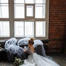 Wedding photographer Zhanna Zhigulina (zhigulina). Photo of 29.12.2017
