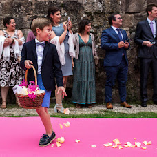 Bryllupsfotograf Javi Calvo (javicalvo). Bilde av 09.04.2019