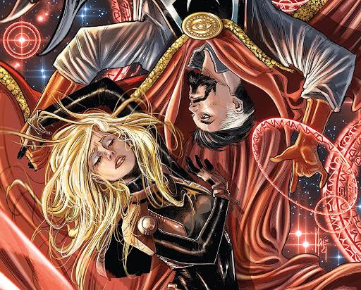'Captain Marvel' #29 takes Carol to Atlantis