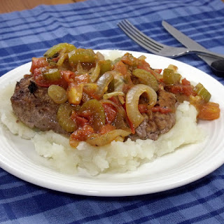 Skillet Swiss Steak #WeekdaySupper