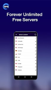 Shot VPN – Free VPN Proxy App Download For Android 4