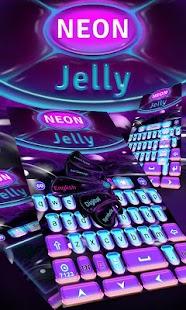 Neon-Jelly-GO-Keyboard-Theme