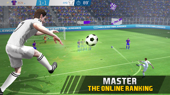 Soccer Star 2018 Top Leagues 1.2.1 MOD (Unlimited Money) 3