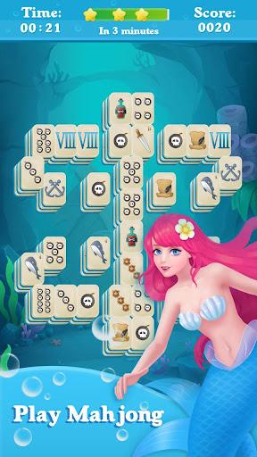 Mahjong Solitaire Mermaid 1.0.28 screenshots 1