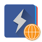 Lite for Facebook, Twitter,.. - All social network icon