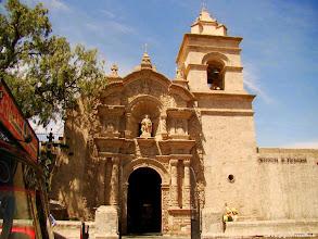 Photo: #024-L'église de San Juan Bautista de yanahuara.