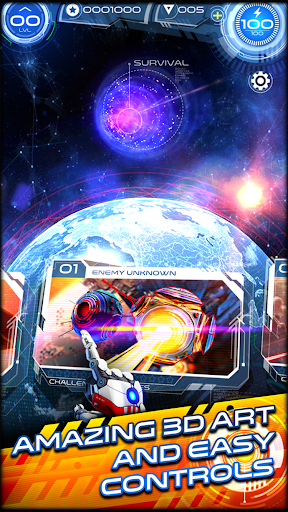 Space Warrior: The Origin screenshot 2