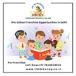 Pre-School Franchise Opportunities in Delhi