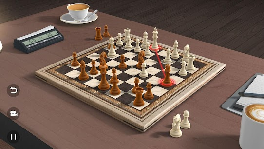 Real Chess 3D 1.0 b2 Patched Apk (Paid) 2