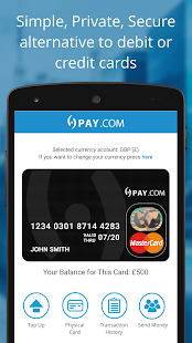 PAY.COM- screenshot thumbnail