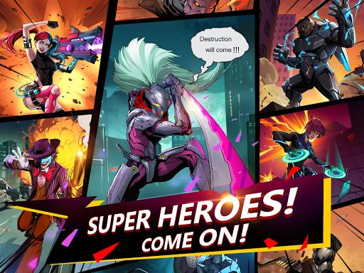 X-Hero fond d'écran 1