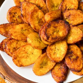 Spicy and Sweet Fried Ripe Plantain