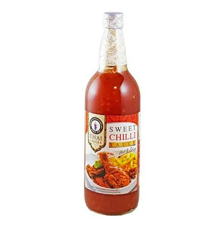 Sweet Chili Sauce Hot & Spicy Thai Dancer