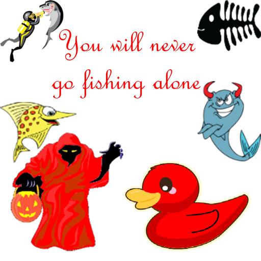 红鬼钓鱼 體育競技 App LOGO-APP試玩