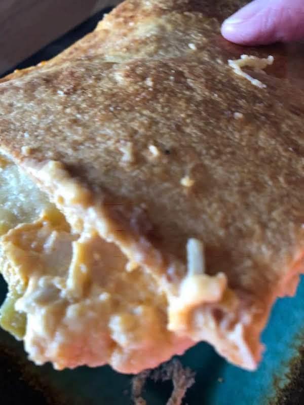 Buffalo Chicken Quesadilla's Recipe