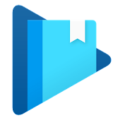 Google Play Books - Ebooks, Audiobooks, and Comics Icon