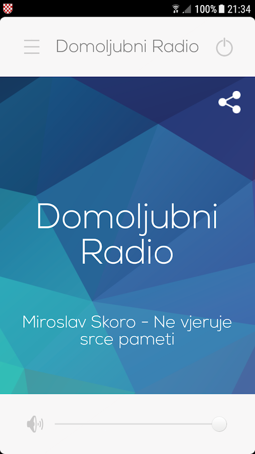 Domoljubni Radio- screenshot