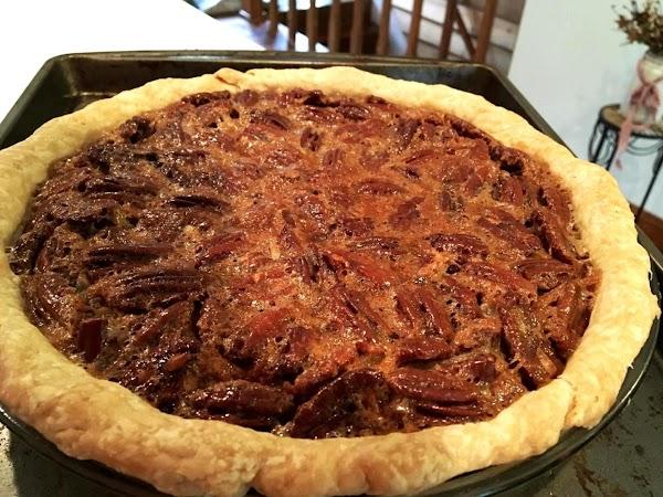 Pecan  Pie - Cassie's Favorite Recipe