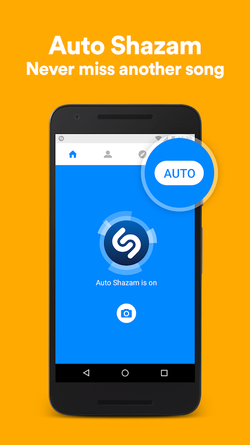 Shazam - Discover Music- screenshot