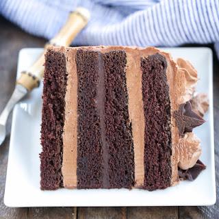 Chocolate Fudge Cake Filling Recipes