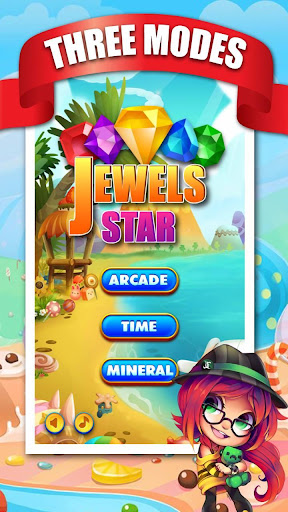 Jewels Star Legend 1.1 screenshots 2