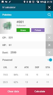 Tools for Pokémon Go