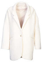 Photo: Manteau laine BY ZOE, Coupe oversize - Mode BE