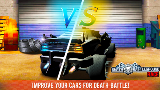 Death Battle Ground Race filehippodl screenshot 8
