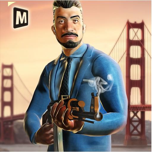動作App|マフィアギャング犯罪逃亡 LOGO-3C達人阿輝的APP