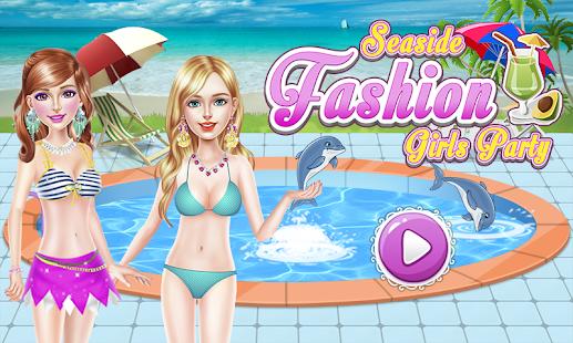 Tải Trò chơi thời trang biển cô gá APK
