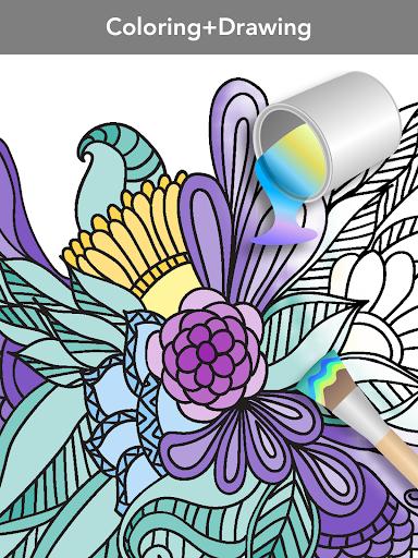 Mandala Coloring Book 3.1.4 screenshots 21