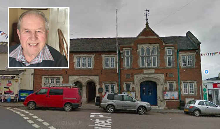 Howard West has resigned from Colyton Parish Council, saying he had 'reached the end of my tether'