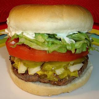 Fatburger Original Burger