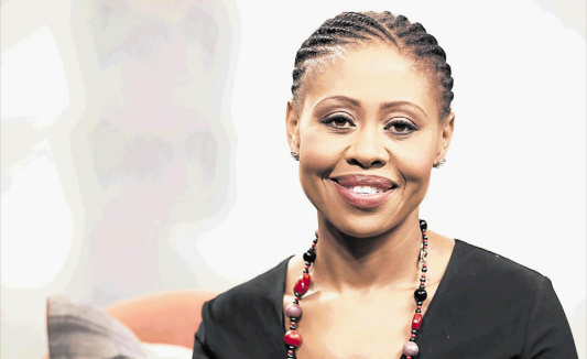 Redi Tlhabi updates followers on her mom's health.