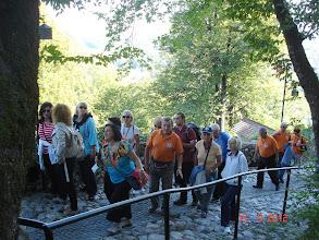 Photo: uspon prema Bledskom starom gradu