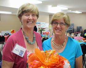 Photo: Grannies Sue H and Lynn
