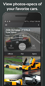 LuXuper - For Car Enthusiasts screenshot 5