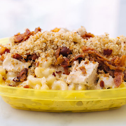 Chicken Bacon Ranch Mac