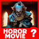 Guess the Horror Movie Trivia Quiz (game)
