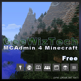 Remote Admin For Minecraft (F)