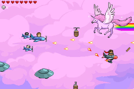 PewDiePie: Legend of Brofist Screenshot